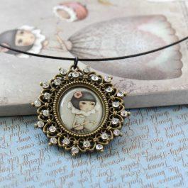 Mirabelle náhrdelník