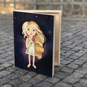 Krabička na dokumenty (znamení Panna)